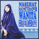 Nasehat Untuk Wanita Muslimah by KieAr App