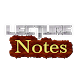 Lecture Notes by Vikram Mishra