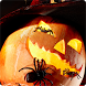 Halloween Pumpkins Wallpaper by Tim Tam Ltd.