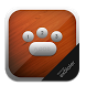 WOOD Theme for exDialer by Apk Creative