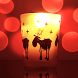 Christmas Reindeer Rudolph LWP by Live Wallpaper Workshop