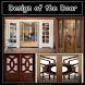 design of the door by vizilla