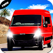 Desert Hill Van Transport: Challenge Drive by Beta Games Studio