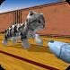 Cu Cat in Fish Factory Dash by Creator Factory LLC