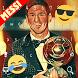 Keyboard for Messi Fans Emoji by EzitraDev