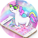 Cuteness Rainbow Unicorn Theme by Theme Creative Center