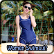 Women Swimsuit by Margaret A Brennan
