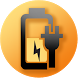 Yellow Battery - Fast Charger by veo media