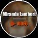 Miranda Lambert Video