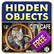 Hidden Objects City Cafe by right games