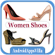 Ladies Shoes by androidappsvilla