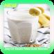 Easy DIY Banana Peanut Butter Milkshake by Creative Brother