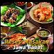 Resep Masakan Khas Jawa Barat by GusMedia