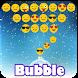 Bubble Shooter Emoji by KousDev