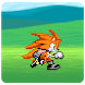 Dimension Dash -a Sonic runner by Lumberjack apps