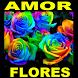 Frases de Amor con Flores by Apps Imprescindibles