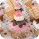 Cute Cupcakes Keyboard Theme by KeyboardThemez