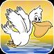 Pelican Birds Travel Season by Seven Talismans, LLC