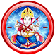 Ganesh Clock Live Wallpaper - Ganesh Clock by Silver Stone Studio