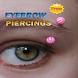 Eyebrow Piercing Designs by byearlina