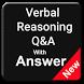 Verbal & Reasoning 15-16 by GetApps5454