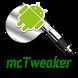 mcTweaker ® root by Sergey Taldykin
