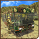 Offroad Uphill US Army Bus Driver Soldier Duty by Quick Rat Entertainment