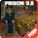 PRISON 3.0 Map for Minecraft PE