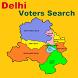 Delhi Voters Search by 3s App Garage