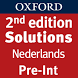 Solutions 2e editie VocApp Ned by Oxford University Press ELT.