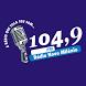 Rádio Novo Milênio 104,9 FM by VH Radios Application