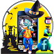 Halloween Trick Or Treat Theme by Launcher Fantasy
