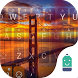 Golden Gate Bridge Emoji Theme by Typany Keyboard Theme Studio