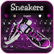 Sneakers Keyboard by Luna Themes
