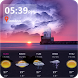 Weather forecast and widgets by java programmer