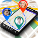 GPS Maps Navigation : Mobile Location Tracker