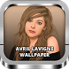 Avril Lavigne Wallpaper by Kaguradevs