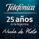 Telefónica, Noche de Plata