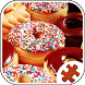 Sweet Donuts Jigsaw Puzzle by MStudio Games