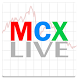 MCX NCDEX Live Market Watch by MCX ADVISORS
