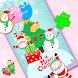 Christmas Santa Pink Theme by Cool Theme Love