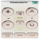 TV Remote Control Universal by Brother studio 2