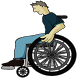Wheelchair Bounce by LA APPS