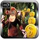 Jungle Monkey Surfer by Power Simulator App Studio