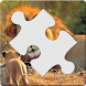 Animals Jigsaw Puzzles by msmg
