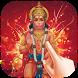 Lord Hanuman Water Ripple Live Wallpaper by Krystal World