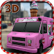 Ice Cream Truck - Fun Game by 3Dee Space