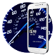 Cool speed car lock theme by hdthemedeveloper