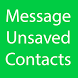 Message Unsaved For Whatsapp