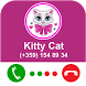 Call From Kitty Cat - Talking Cat